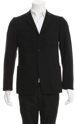 Dries Van Noten Wool Field Jacket