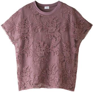 REKISAMI (レキサミ) - レキサミ レースコンビTシャツ