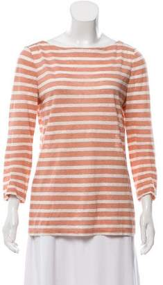 Tory Burch Long Sleeve Knit Top