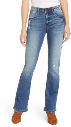 STS Blue Jennifer Distressed Flare Jeans