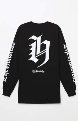 The Hundreds H Crest Long T-Shirt