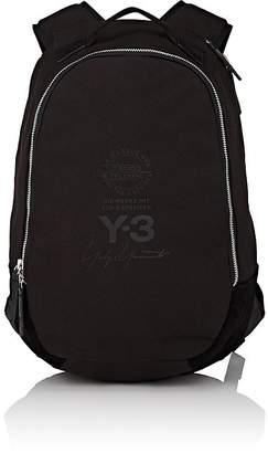 Y-3 Men's Logo Canvas Backpack