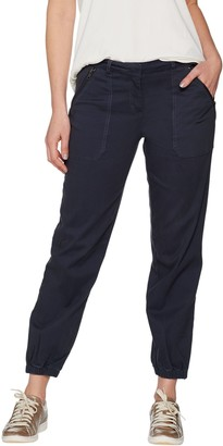Peace Love World Victoria Pant with Zip Closure Pockets