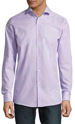 HUGO BOSS Meli Cotton Button-Down Shirt