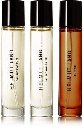 Helmut Lang - Trio Sampler, 3 X 10ml - one size $105 thestylecure.com