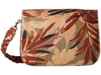Patricia Nash Mondovi Crossbody Flap Cross Body Handbags