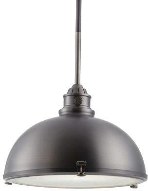 1 Light Retro Industrial Pendant