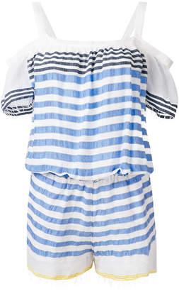 Lemlem striped playsuit