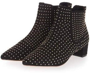 Women's Topshop Killer Studded Chelsea Boot $65 thestylecure.com