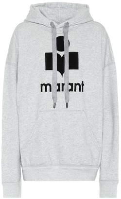 Etoile Isabel Marant Isabel Marant, Étoile Mansel oversized cotton-blend hoodie