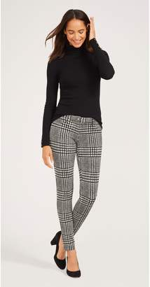 J.Mclaughlin Becca Leggings in Kent Houndstooth