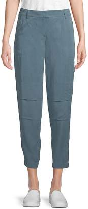 Akris Women's Cropped Utility Trousers