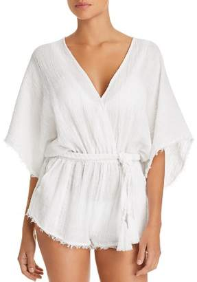 Dolce Vita Cali Dreaming Romper Swim Cover-Up