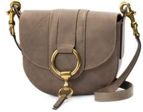 Frye Ilana Harness Small Leather Saddle Bag
