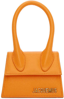 Jacquemus Orange Le Chiquito Bag