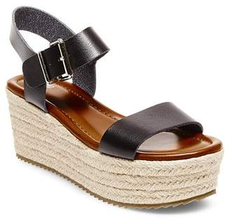 Mossimo Supply Co. Women's Nonie Metallic Flatform Espadrille Sandals Mossimo Supply Co. $29.99 thestylecure.com