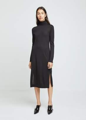 Pringle Roll Neck Long Sleeve Dress