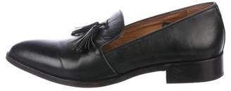 Frye Leather Tassel Loafers