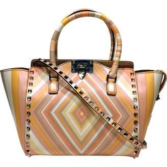 Valentino Rockstud leather handbag