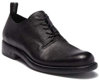 John Varvatos Collection Fulton Asymmetrical Leather Oxford