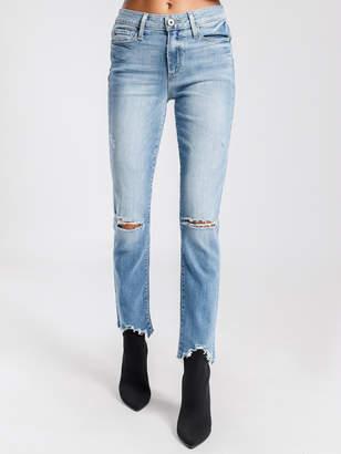 Paige Hoxton Ankle Peg Jeans
