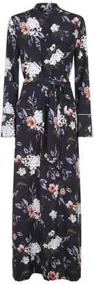 Equipment Britten Floral Maxi Dress