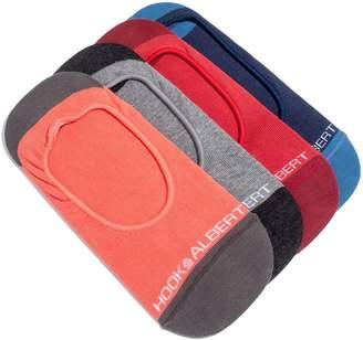 hook + ALBERT 4-Pack Liner Socks
