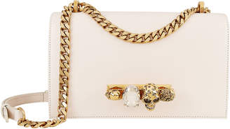 Alexander McQueen Knuckle Shoulder Bag