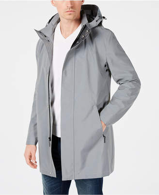 Calvin Klein Men Slim-Fit Reflective Raincoat