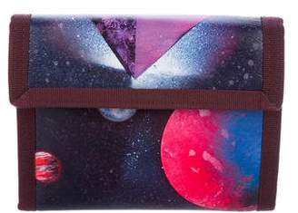 Maison Margiela Printed Coated Canvas Wallet