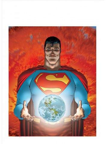 All-star Superman : Black Label Edition - (All-star Superman) by Grant Morrison (Paperback)