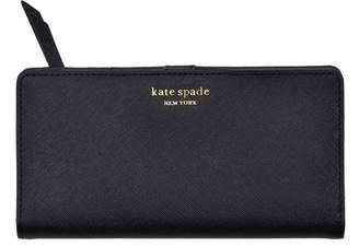 Kate Spade new york wallet large slim bifold wallet Cameron WLRU5444 001
