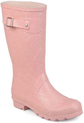 Journee Collection Drizl Rain Boot - Women's