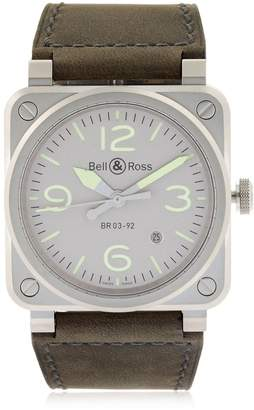 Bell & Ross Limited Edition Horolum Steel Watch