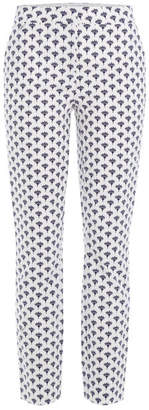 Diane von Furstenberg Printed Cotton Pants