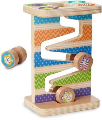 Melissa & Doug Safari Zigzag Tower