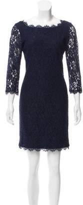 Diane von Furstenberg Lace Zarita Dress