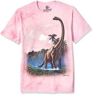 The Mountain Brachiosaurus Adult T-Shirt,4XL