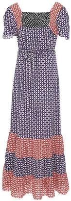 Duro Olowu Novelty Print Patterned Dress
