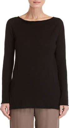 Pierantonio Gaspari Long Sleeve Tunic Sweater