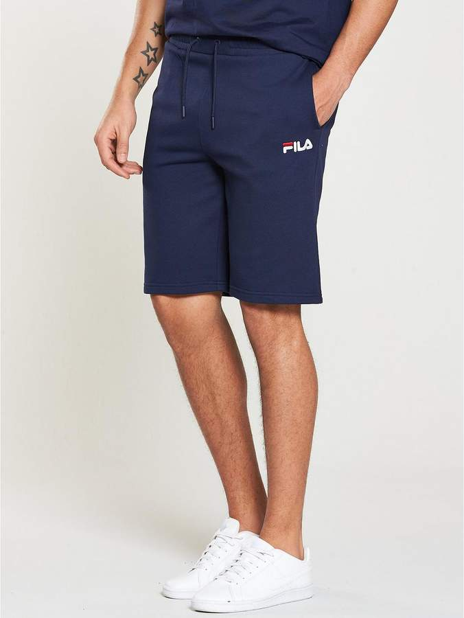 Black Line Tanaro Fleece Shorts