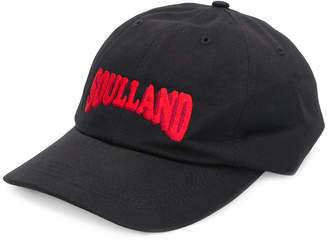 Soulland logo patch cap