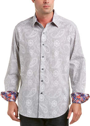 Robert Graham Klyde Classic Fit Woven Shirt