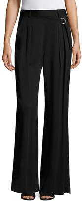 Alexander Wang Women's T by Wide Leg Silk Trousers