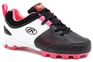 Rawlings Sports Accessories Girls' Clubhouse Baseball Shoe