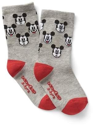 Gap GapKids | Disney Mickey Mouse Crew Socks