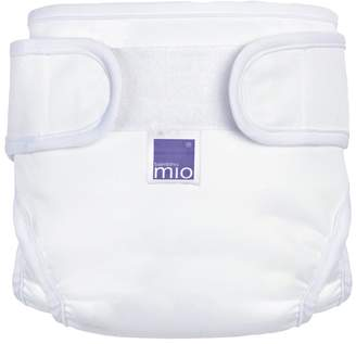 MIO Bambino Miosoft Nappy Covers, White, Small