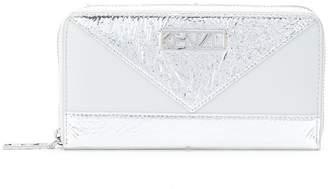 Kenzo panel zip purse