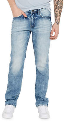 Buffalo David Bitton Evan Slim Straight Jeans