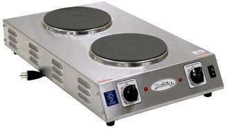 Broil King Professional Electric Double Hot Plate